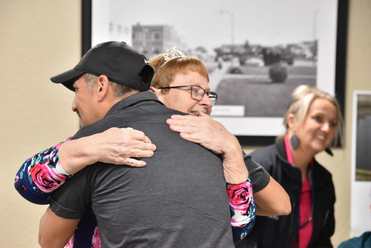 Pam Morris retires from FPD