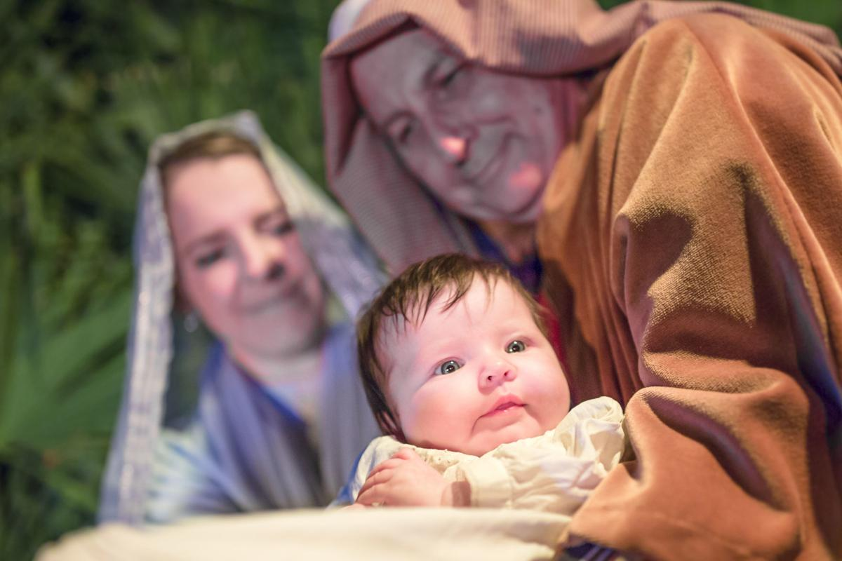 2019: The Living Nativity