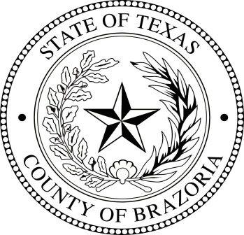 Brazoria County seal