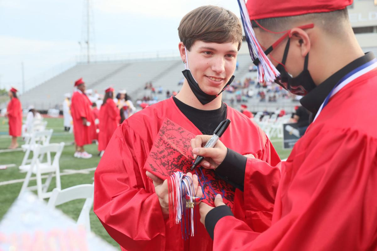 Brazosport graduaction