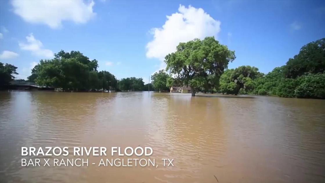 Texas Vehicle Bill Of Sale >> Brazos River Flood - Bar X Ranch | News | thefacts.com
