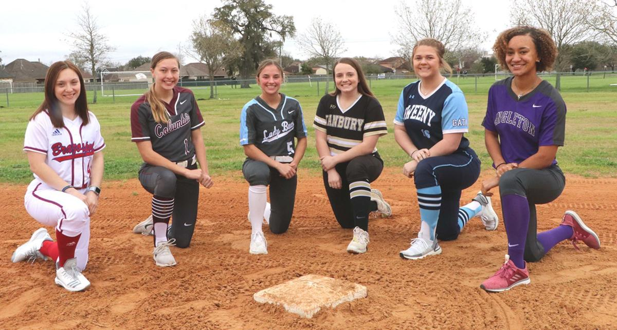Southern Brazoria County softball