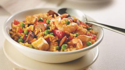 Gluten-Free Zatarain's Paella