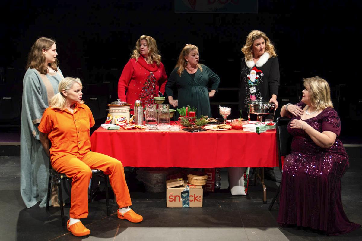 Christmas Belles Stage Production