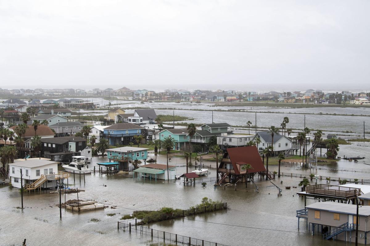 Freeport flooding