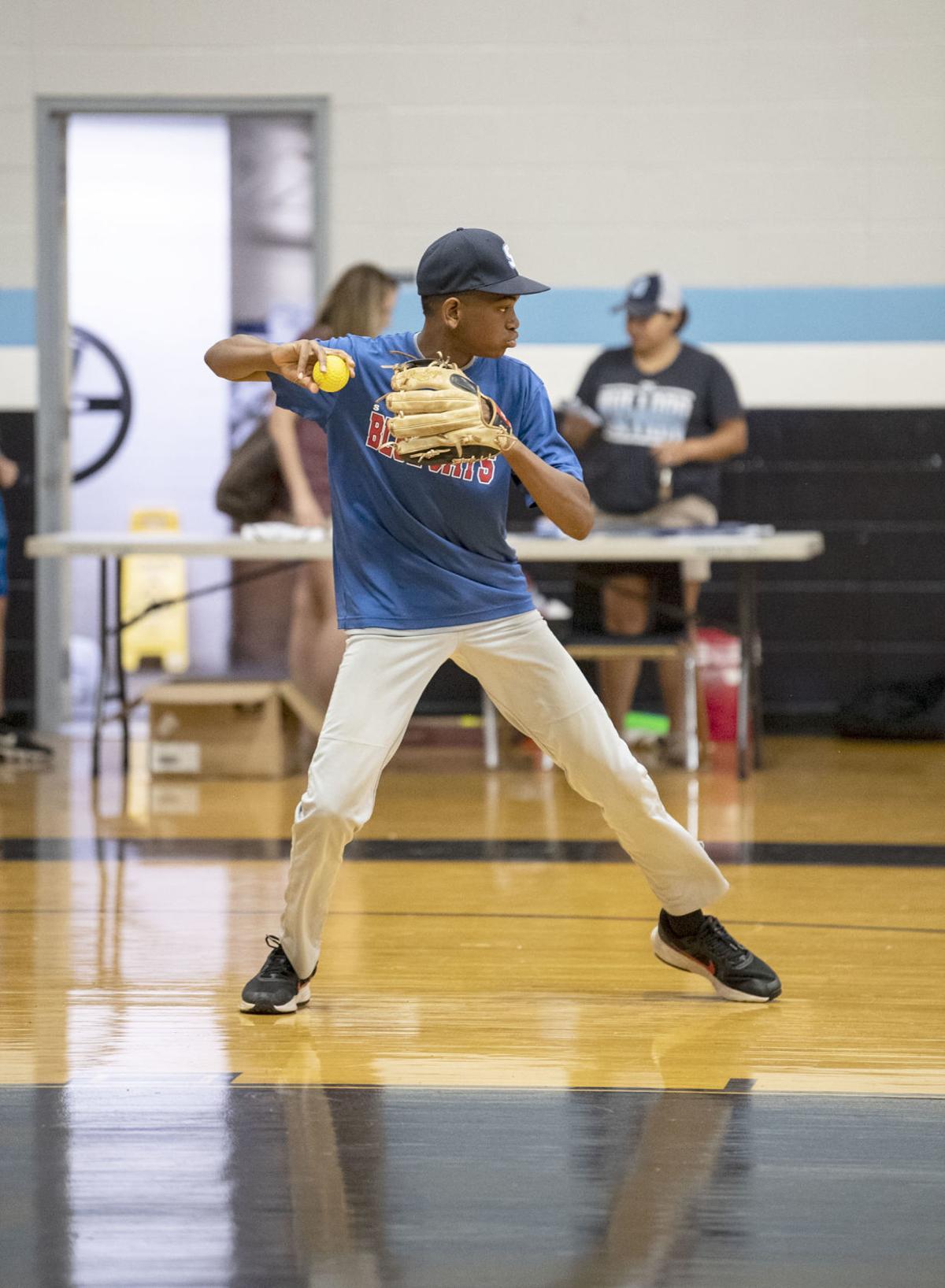 Sweeny youth baseball camp