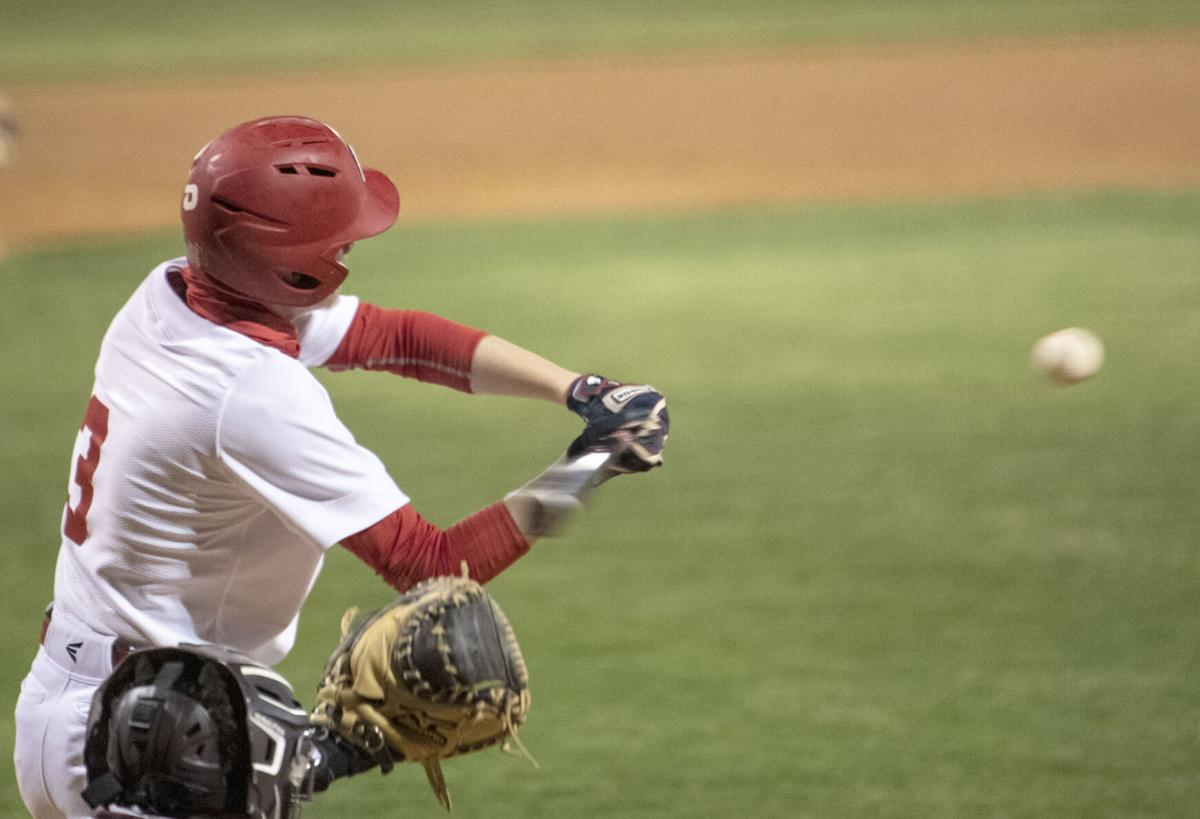 Brazosport baseball Austin Haynes