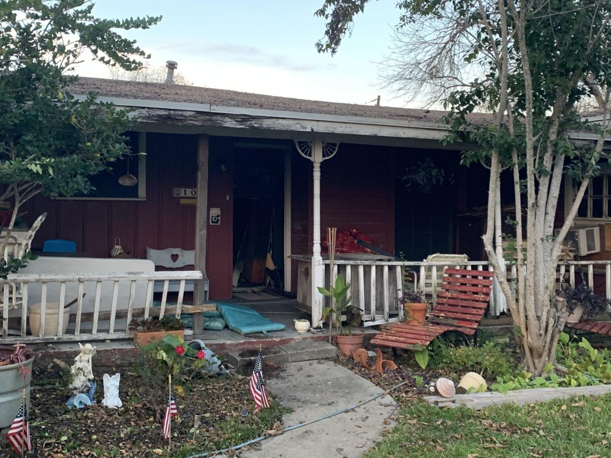Lake Jackson house fire