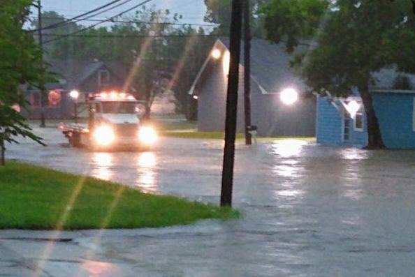Freeport flood