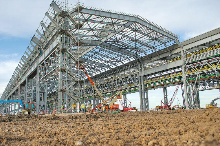 Tenaris moving forward with construction of Bay City plant