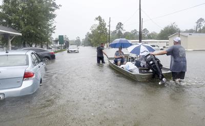 Tropical Weather Gulf Texas
