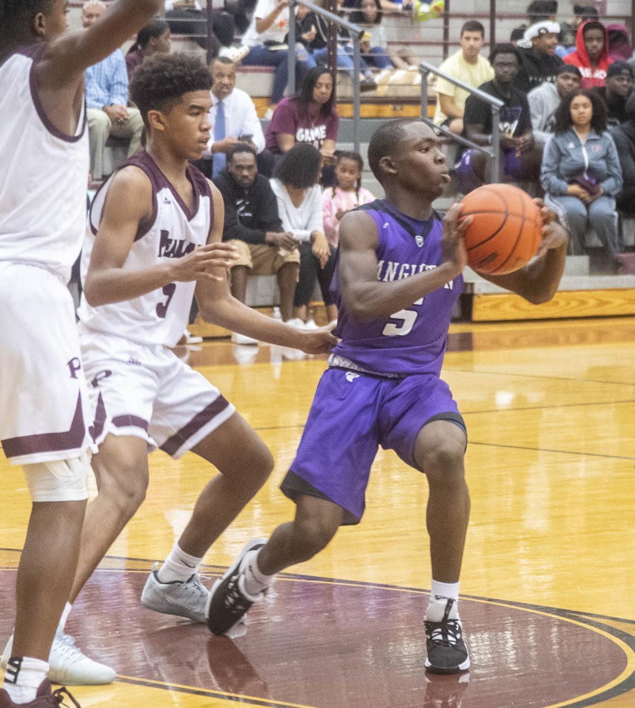 Angleton at Pearland Basketball