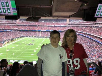 Danbury student claims Texans tickets