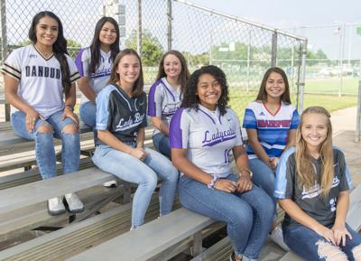 All County Softball first team