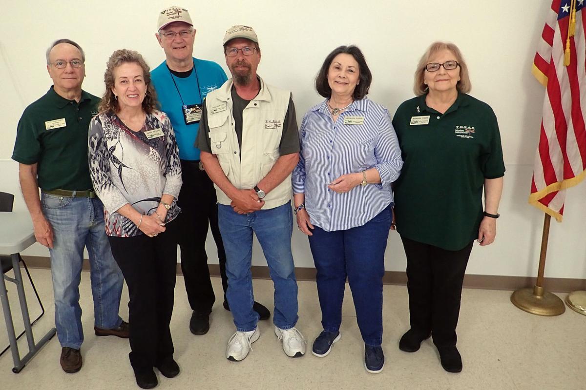 Texas Master Naturalist meeting re-certifications