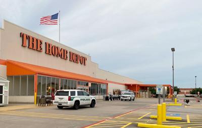 Home Depot robbery
