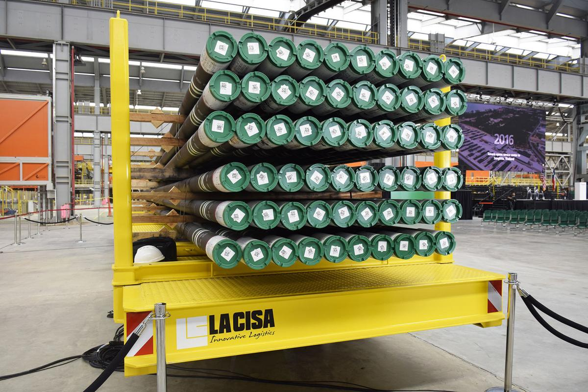 Tenaris inaugurates massive Bay City pipe mill | News