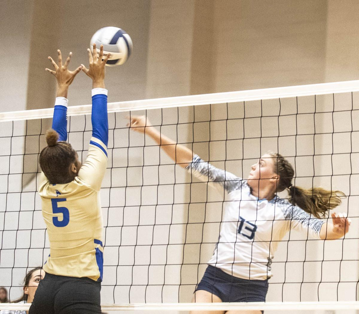 Brazoswood Volleyball vs Fort Bend