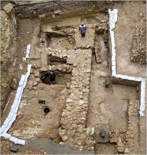 Nazareth - First Century AD Courtyard House