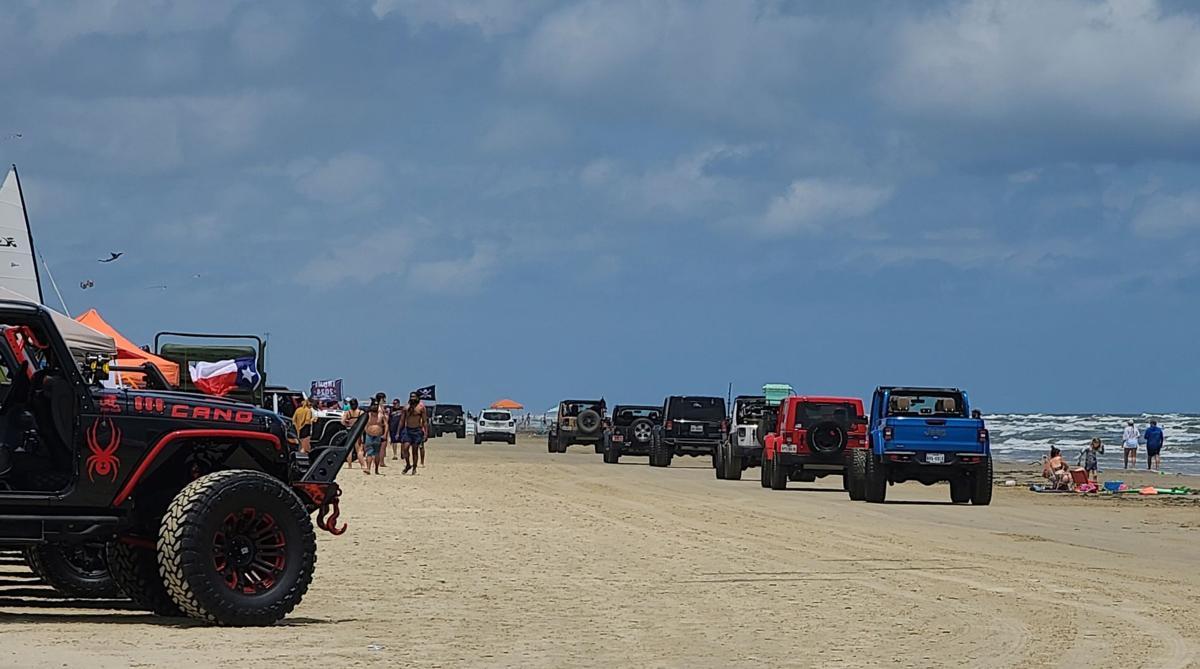 Jeep weekend