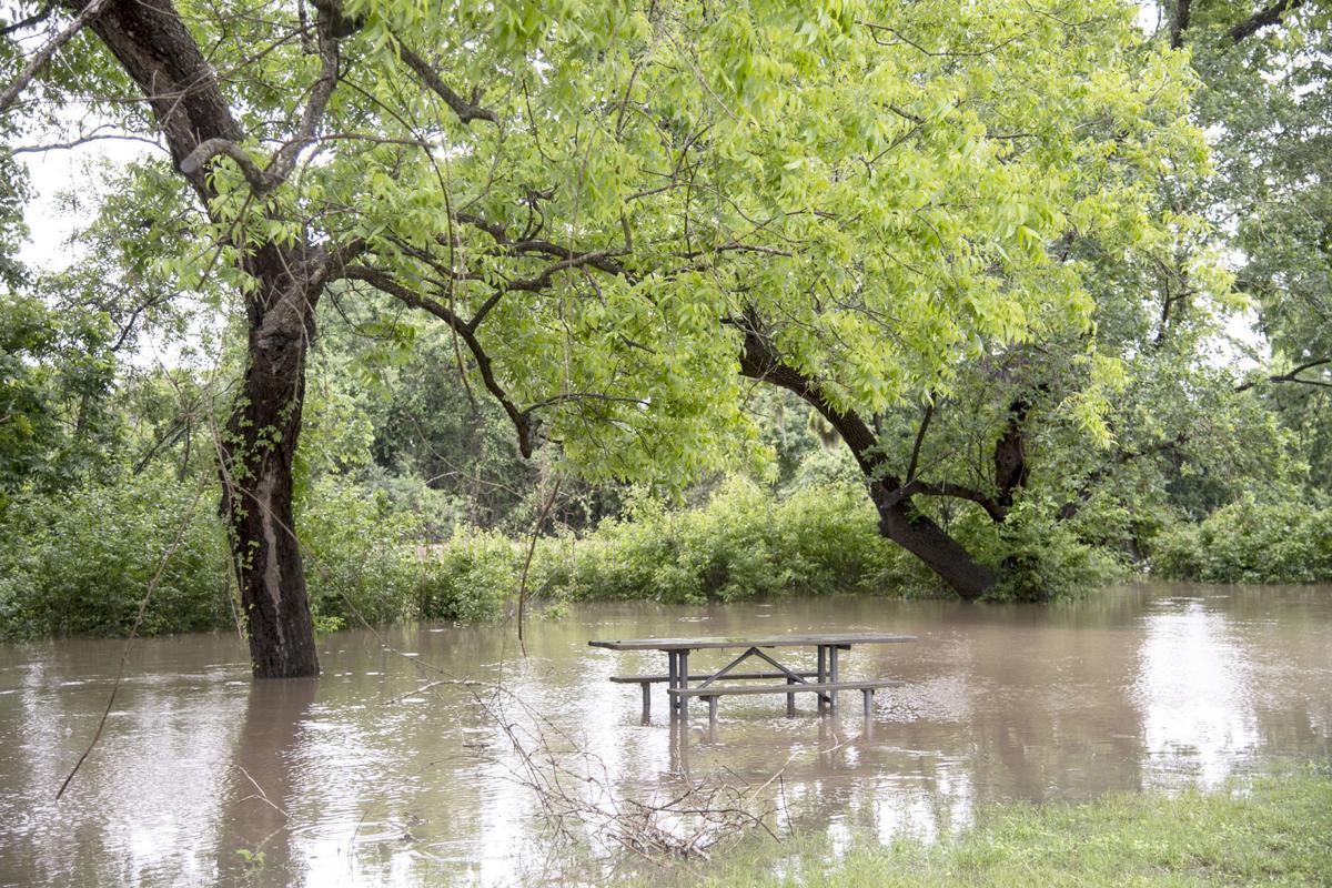 Area flooding