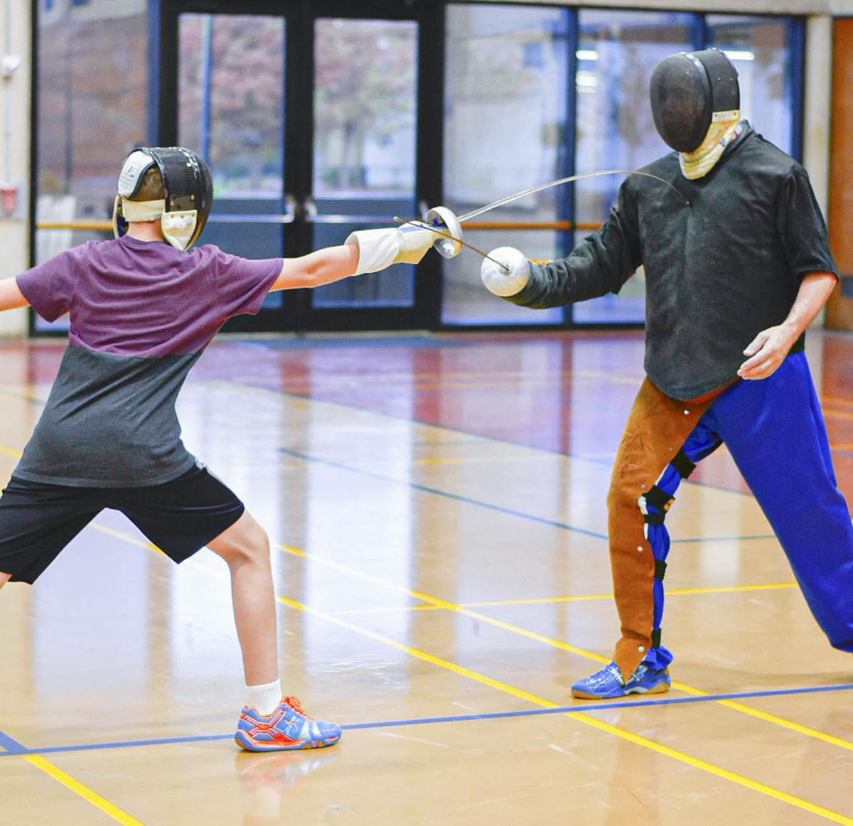 BC Fencing Workout