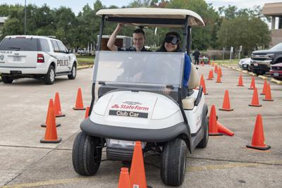 BC Students Experience Impaired Conditions Through DWI/DUI Simulators