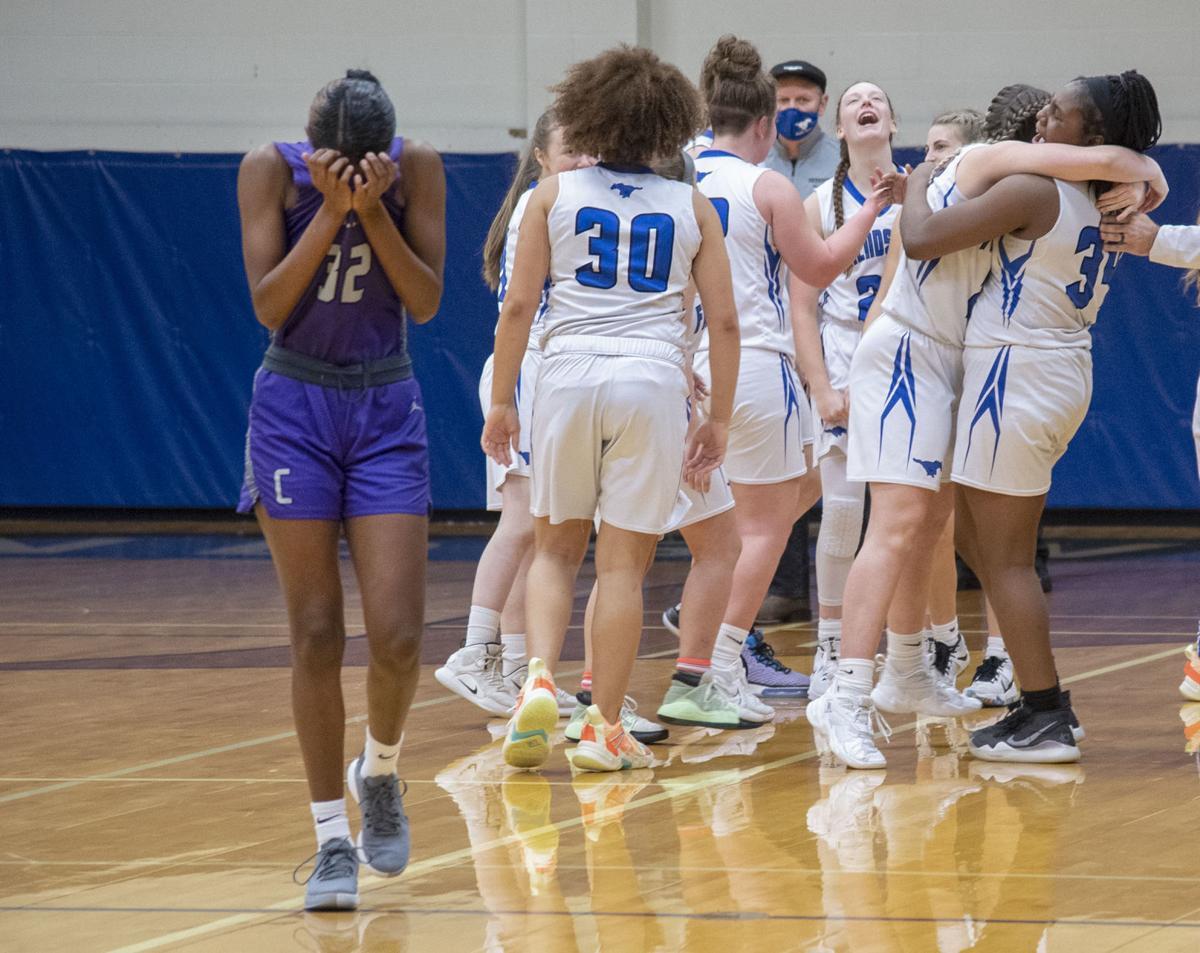 Angleton vs. Friendswood girls basketball