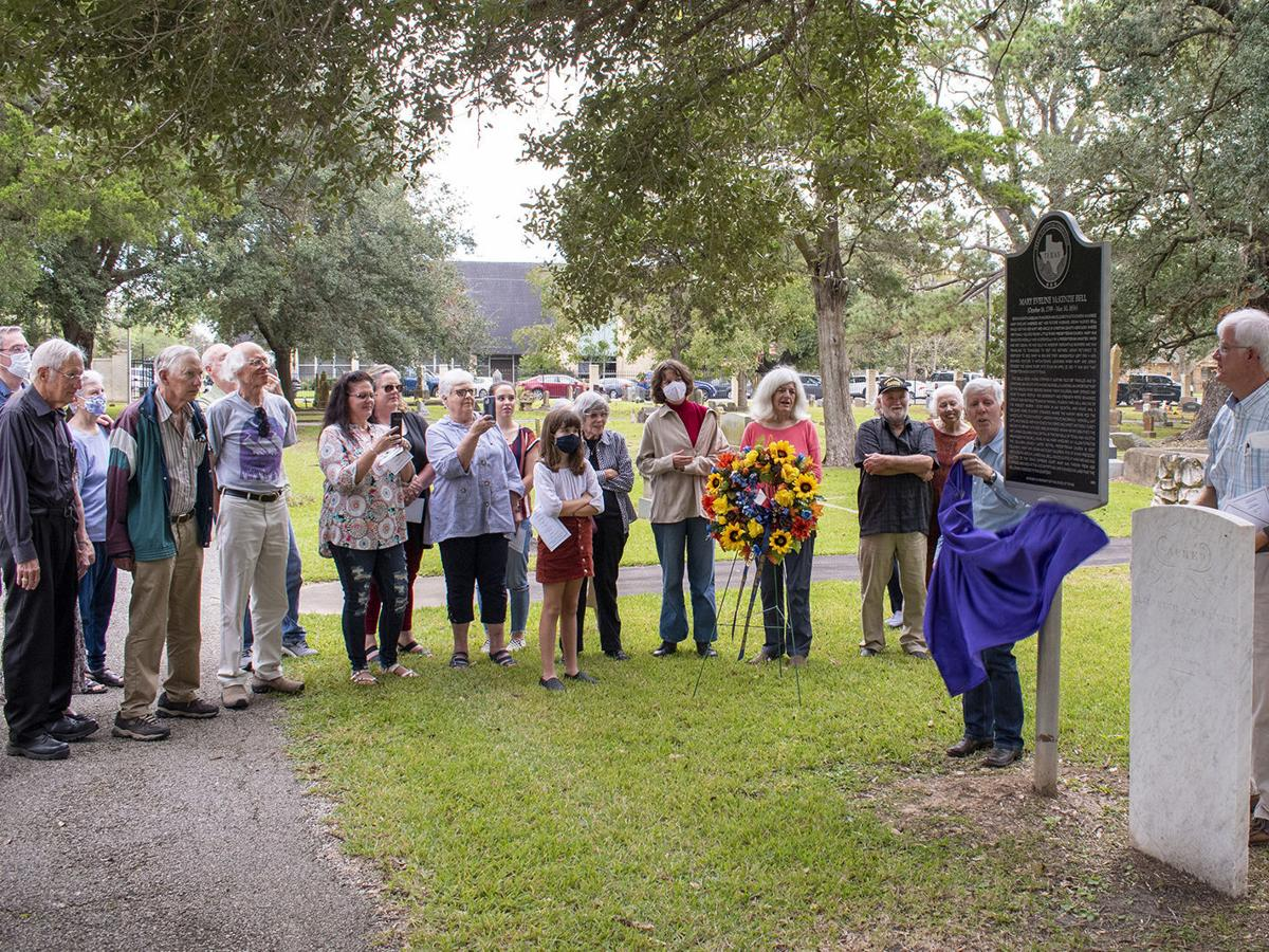 Founding family honored with historical marker
