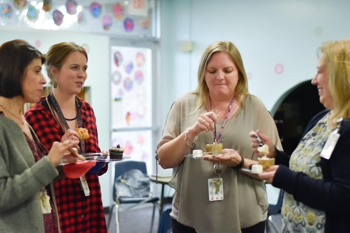 Brazosport ISD schools celebrate distinctions with desserts