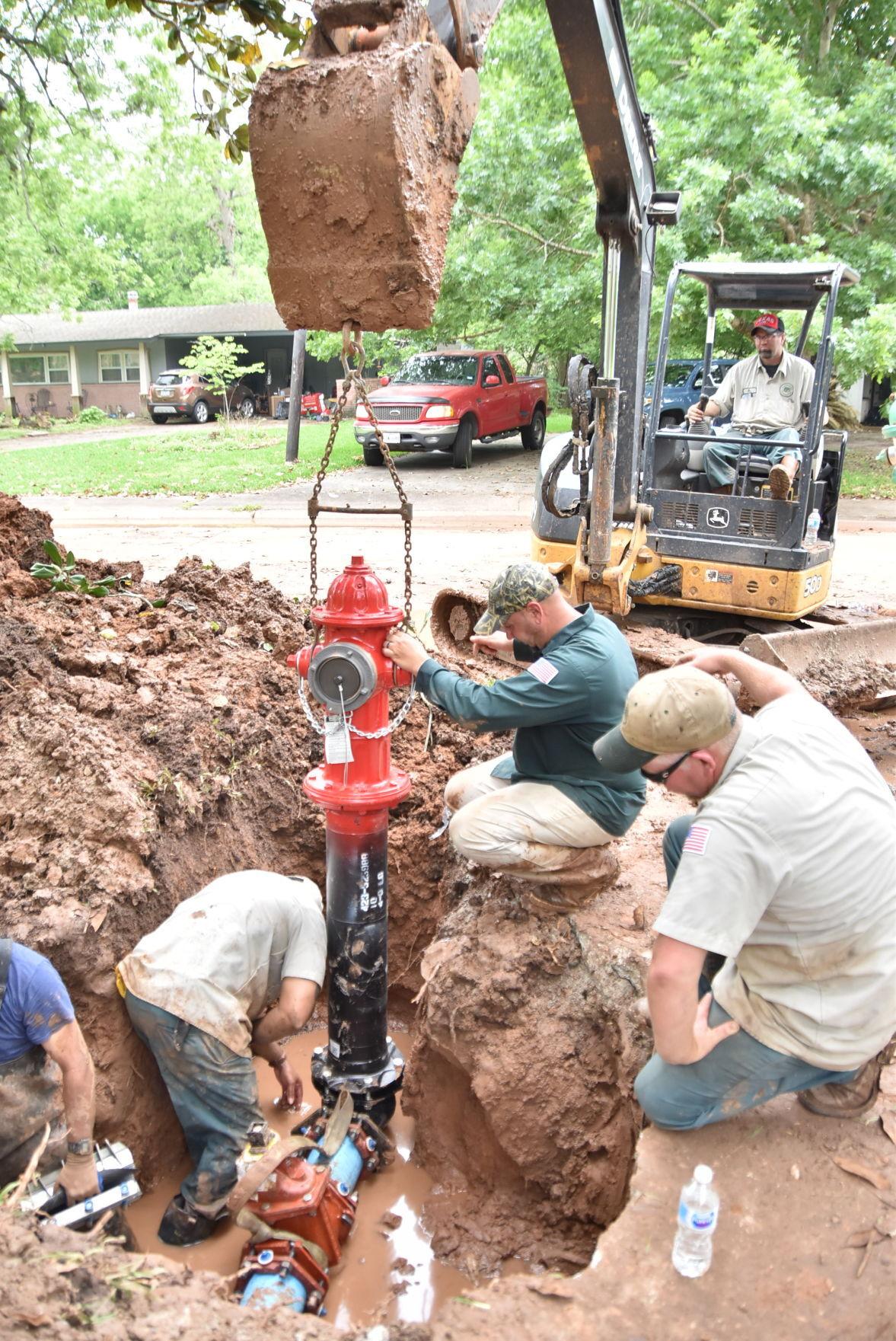 Water Main Repairs