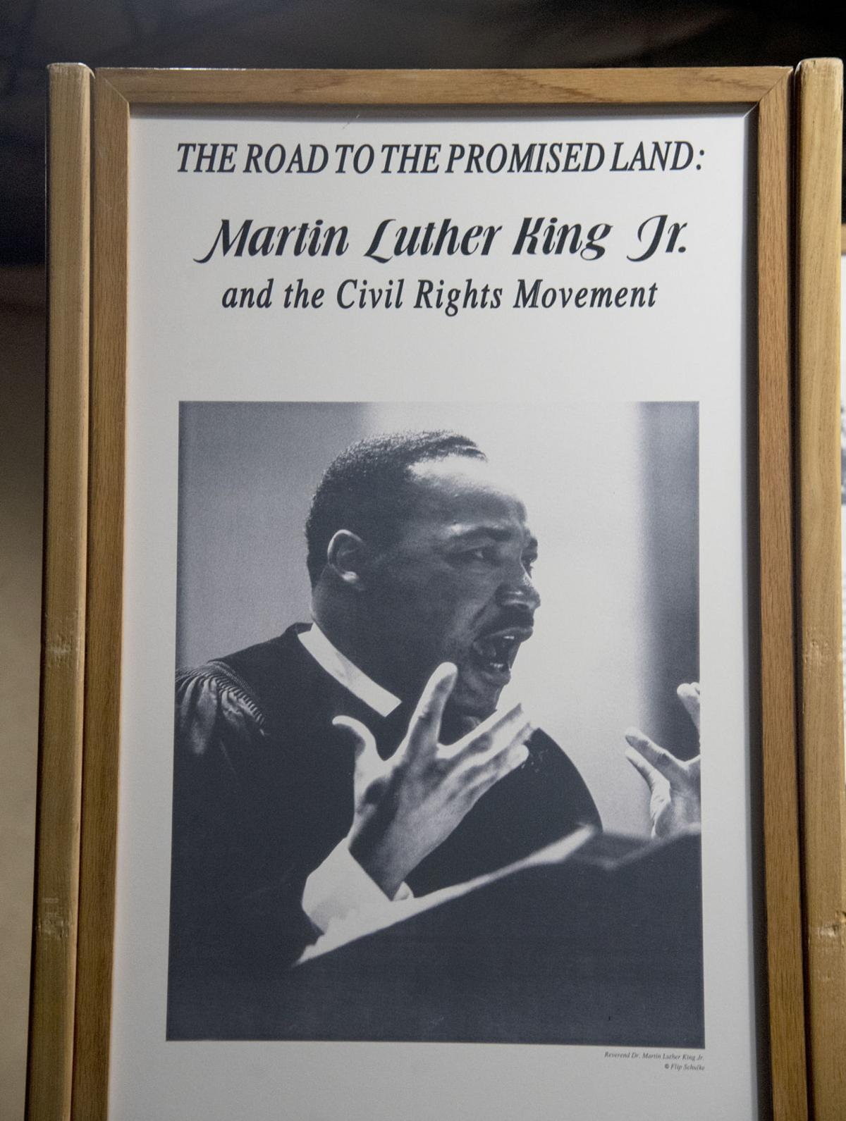 """Road to the Promised Land"" exhibit"