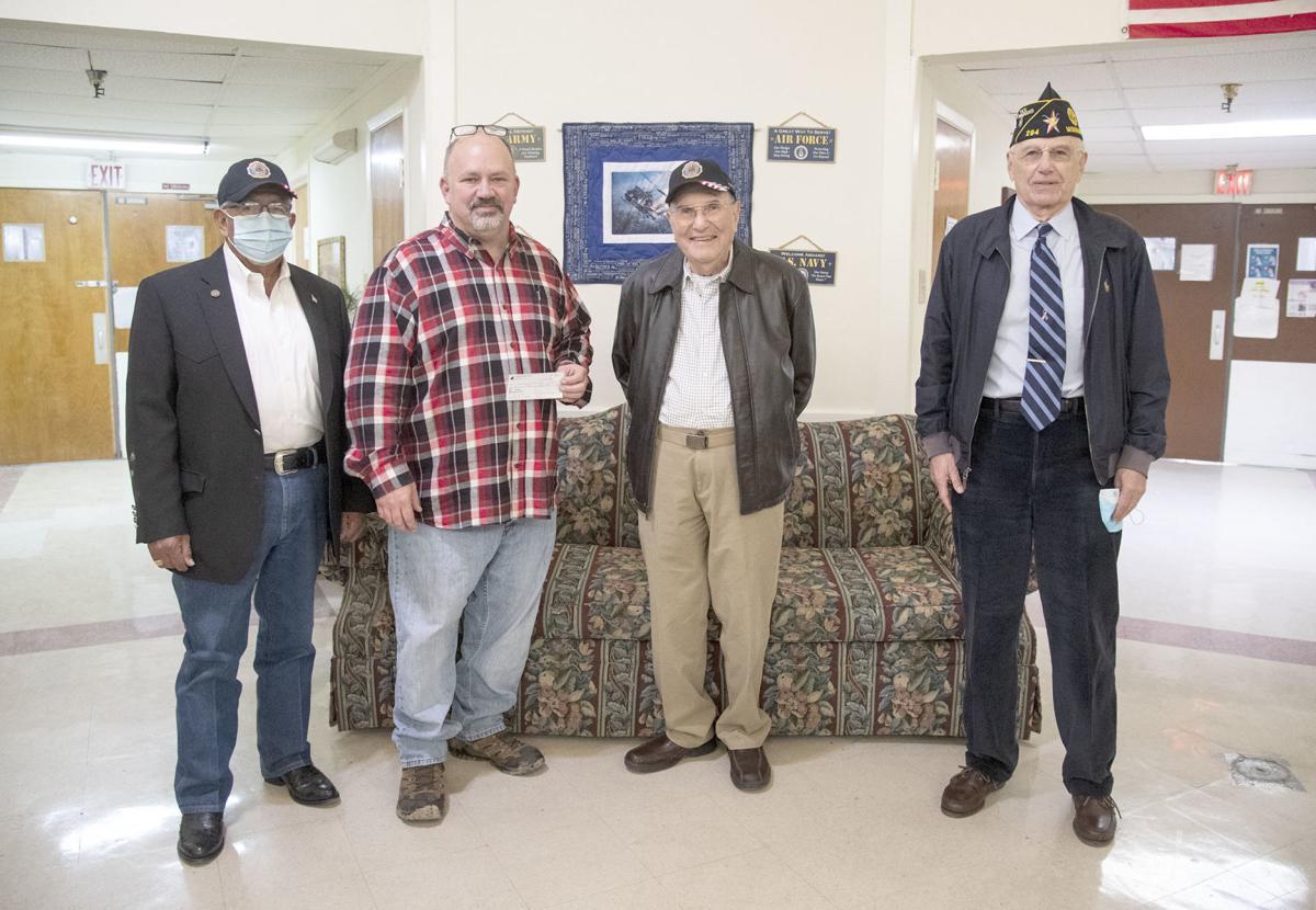 Warriors Refuge PTSD grant