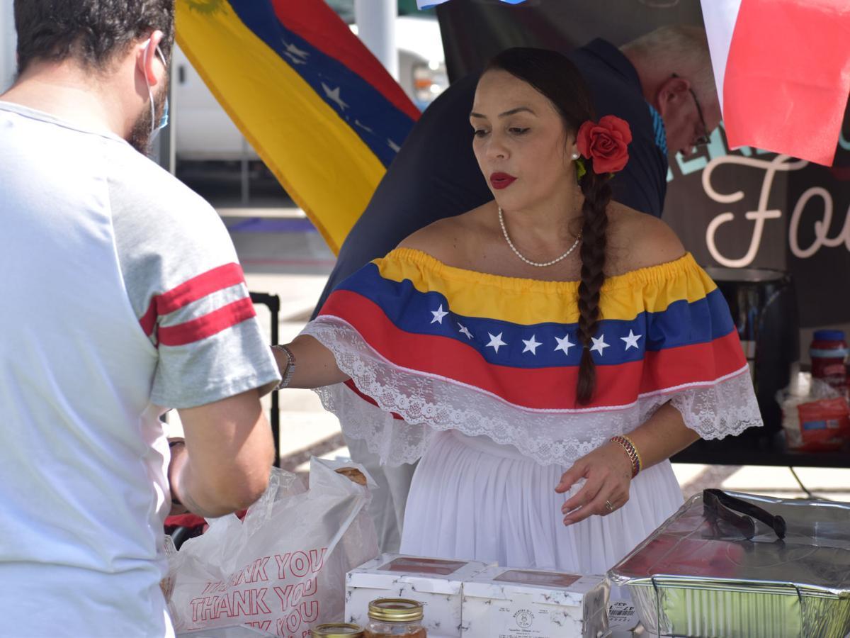 Brazoria Hispanic Chamber of Commerce holds second Latin festival