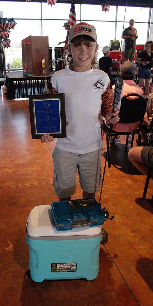 Fishin Fiesta: Fishin fiesta record and Inshore grand prize winner