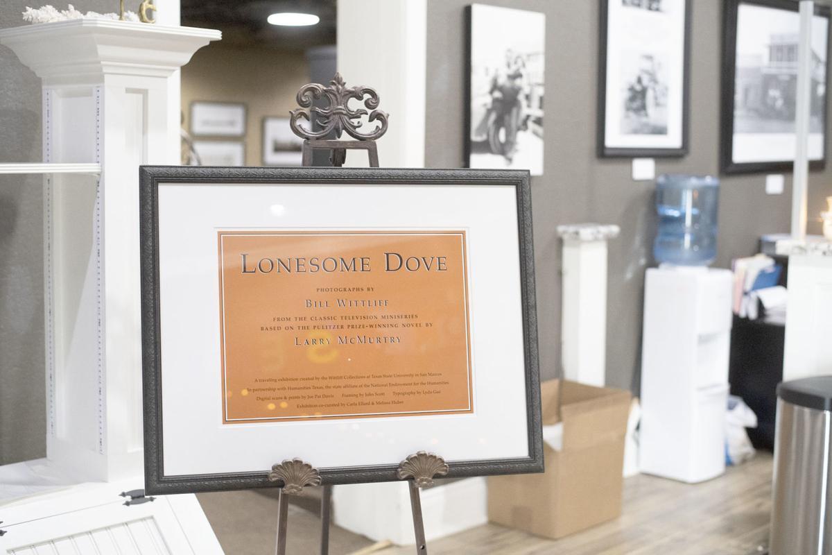Lonesome Dove exhibition