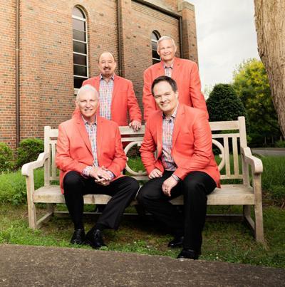 Gospel quartet 'The Guardians'  to offer peace, worship