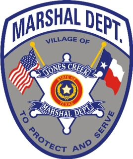 Marshal's Office Patch