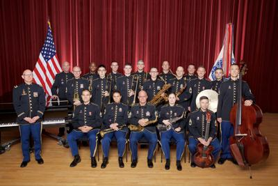 Jazz Ambassadors U.S. Army Field Band to Perform at the Clarion