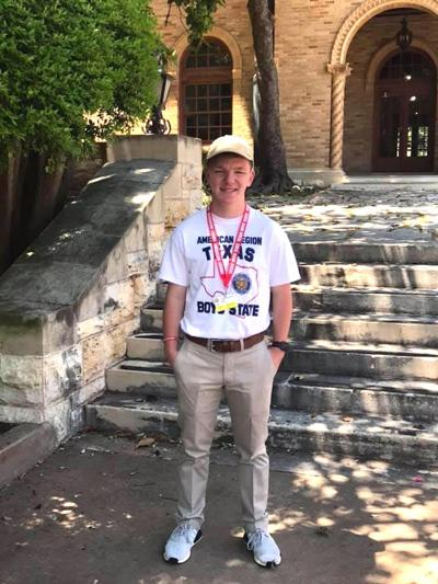 Danbury teen learns power of politics at Boys State