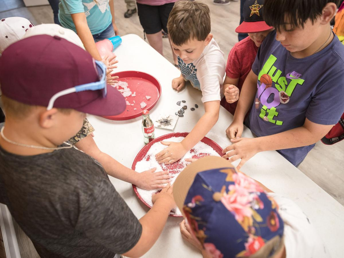 Chemistry Road Show ignites science intrigue
