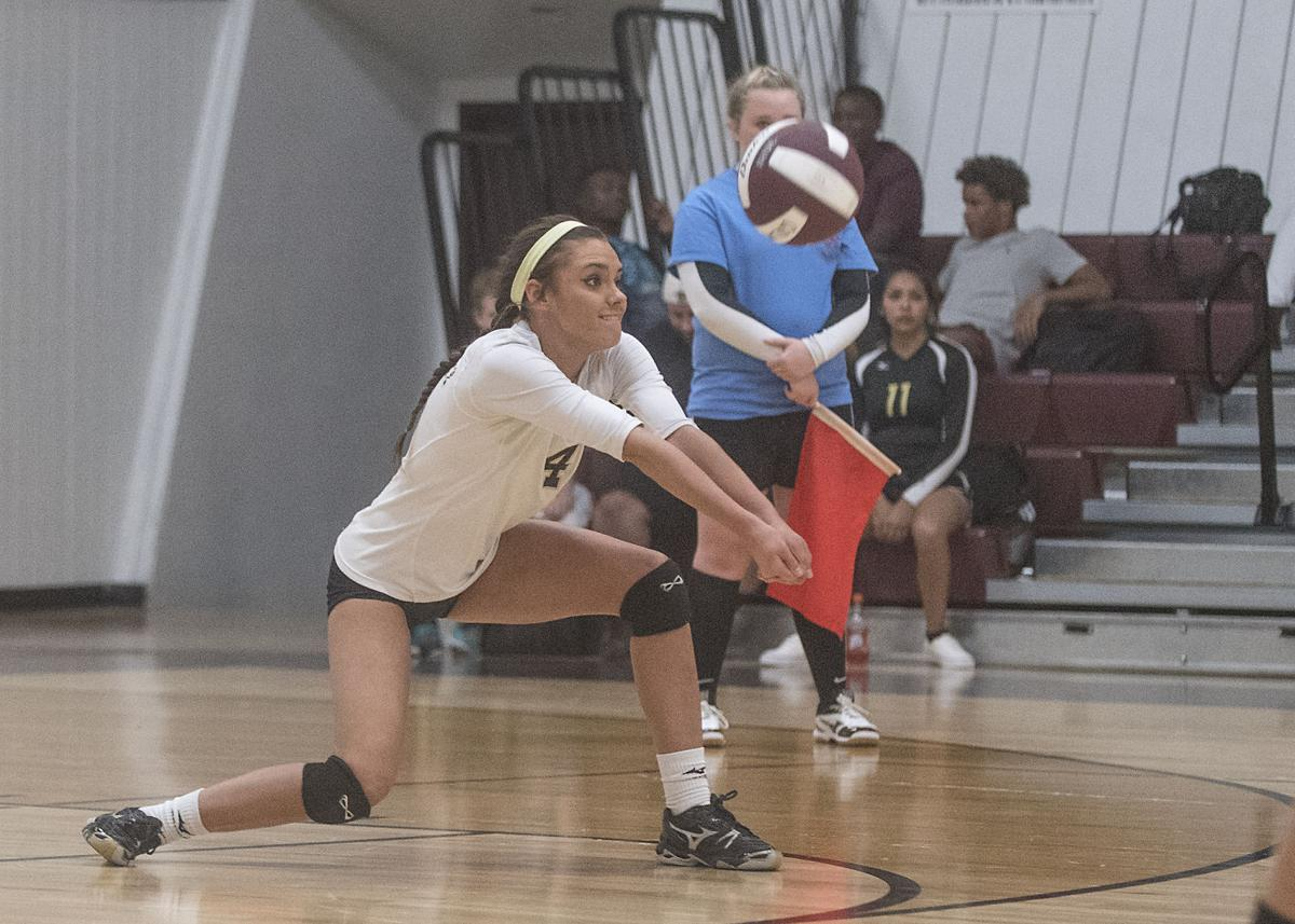 Volleyball; Danbury Feature