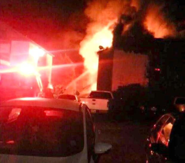 Fire Damages Angleton Apartments