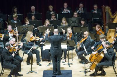 Brazosport Symphony Orchestra Performance