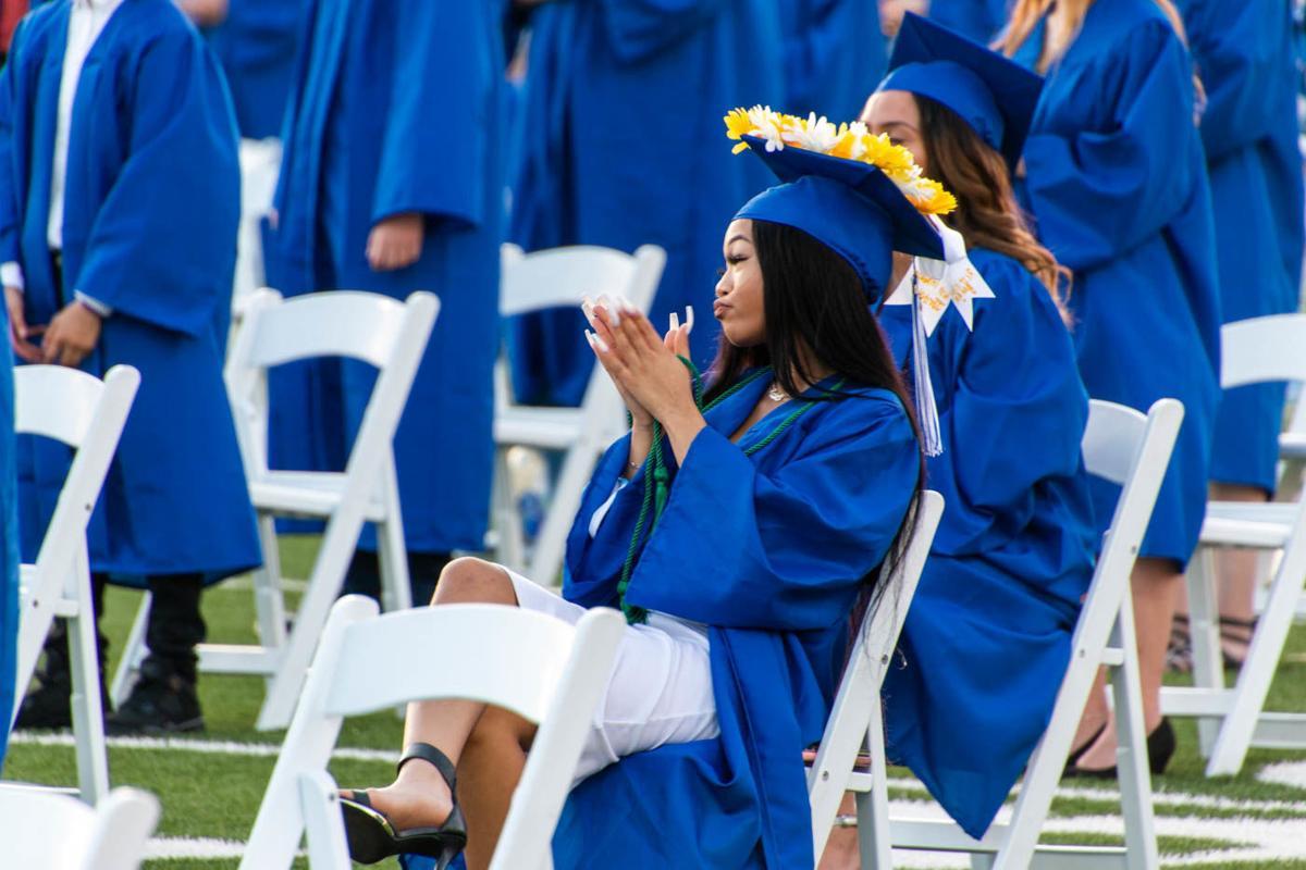 Brazoswood Class of 2020 Graduation Ceremony