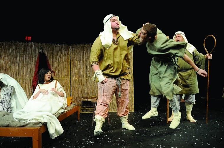 the second shepherds play script