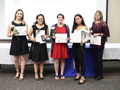ACC PTK Inducts New Members