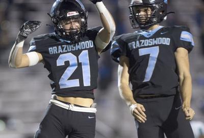 Brazoswood vs. Pasadena Memorial football
