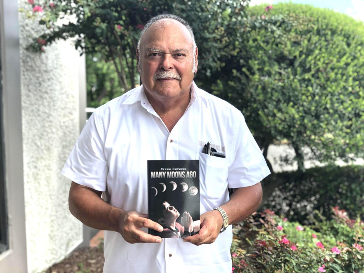 Author pens poems, short stories in honor of grandson
