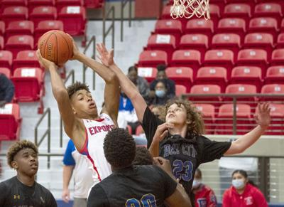 Brazosport vs. Bay City basketball